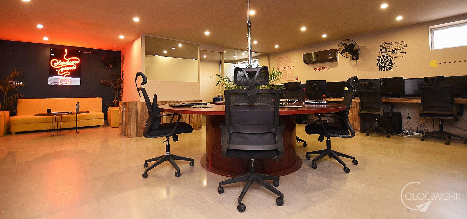 coworking space Pakistan