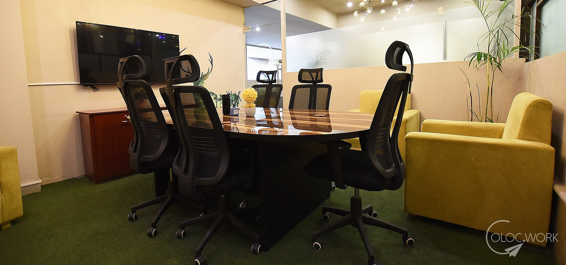 coworking space images