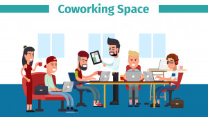 benefits of a coworking space
