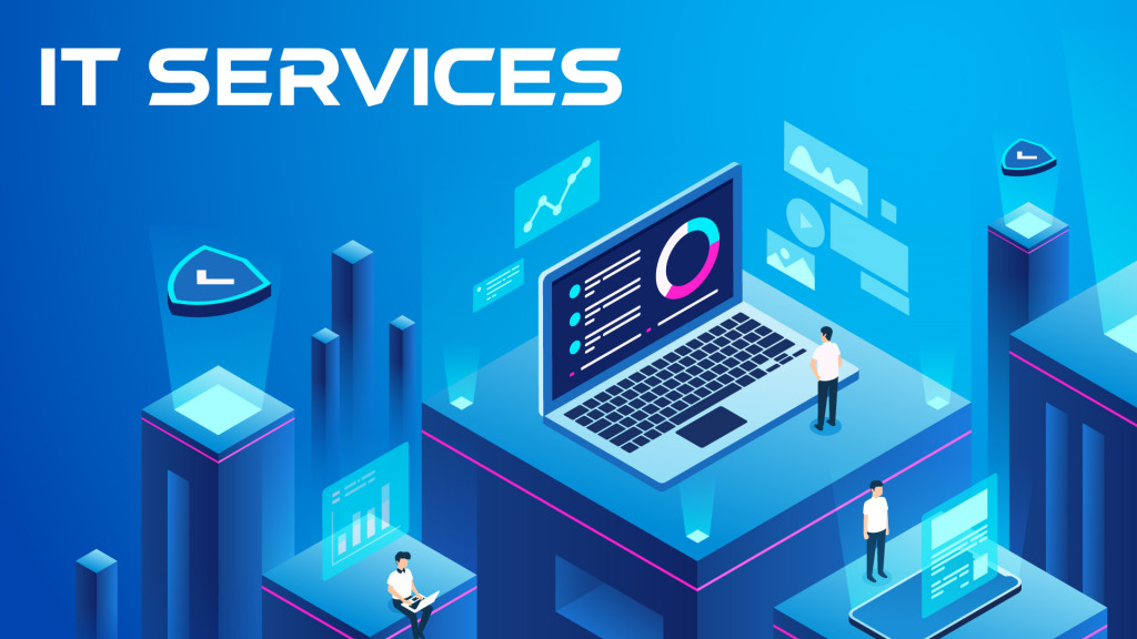 Coworking space IT service