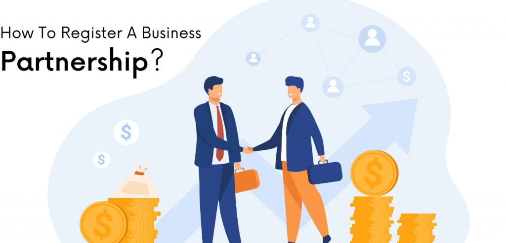 AOP, How to register a business Partnership